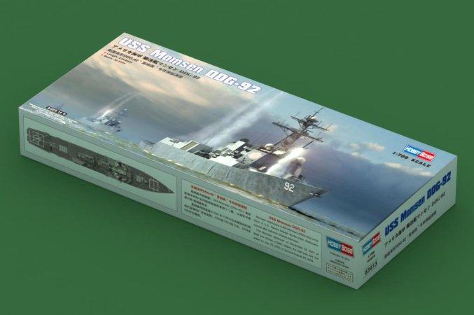 """Hobby Boss Plastikový model lodě USS DDG-92 """"Mumson"""""""