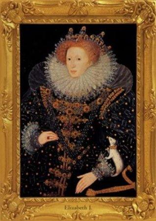 Heye Puzzle - Elizabeth I. - 1000 dílků