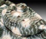Revell Plastikový model tanku T34-85