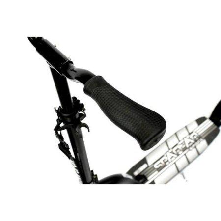 SPARTAN Koloběžka JUMBO III - černá