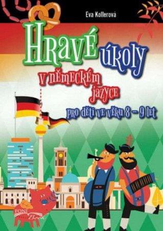 Teddies Pracovní sešit - Hravé úkoly v německém jazyce 2 - CZ verze