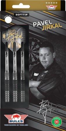 Bull's NL Šipky Pavel Jirkal - Black - 18g