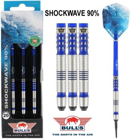 Bull's NL Šipky Shockwave - 20g