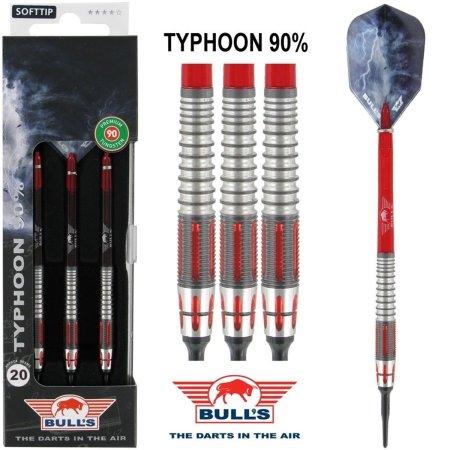 Bull's NL Šipky Typhoon - 20g