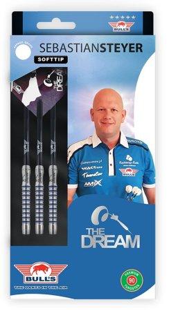 Bull's NL Šipky Sebastian Steyer - 22g
