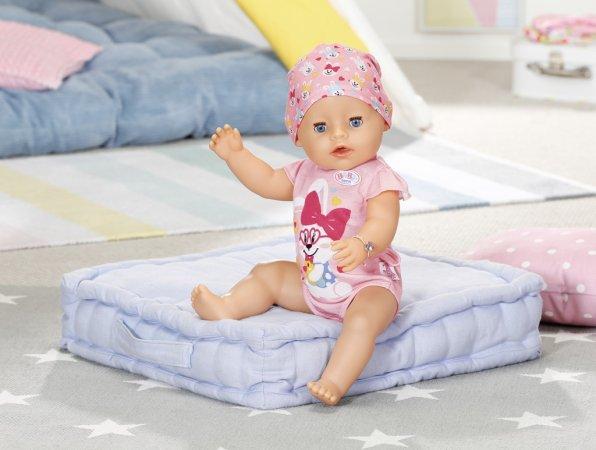 Zapf Baby Born - Holčička s kouzelným dudlíkem - 43 cm