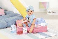 Zapf Baby Born - Chlapeček s kouzelným dudlíkem - 43 cm