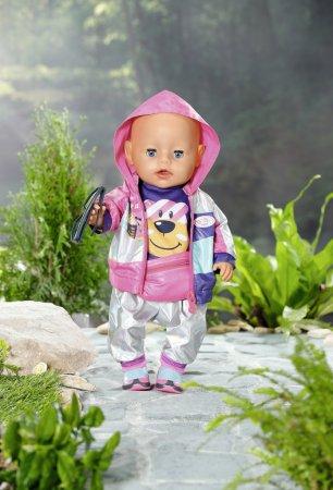 Zapf Baby Born - Souprava na kolo - 43 cm