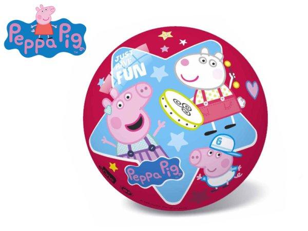Mikro trading Peppa Pig - Míč - 14 cm