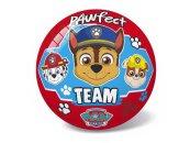 Mikro trading Tlapková patrola - Míč Paw Patrol Team - 23 cm