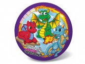 Mikro trading Magic Dragons - Míč - 23 cm