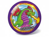 Mikro trading Magic Dragons - Míč - 14 cm