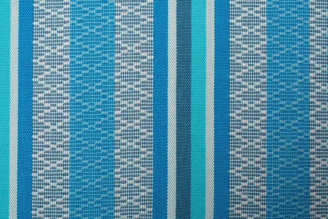 La Siesta Houpací sedačka Habana Comfort HAL 18-X3 - azure