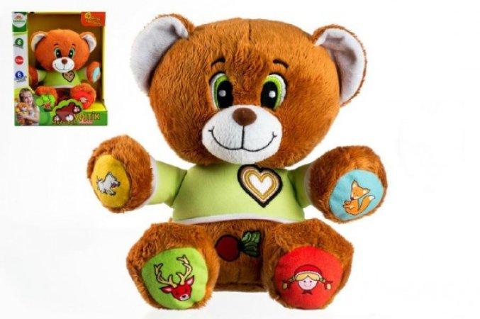 Teddies Medvěd Vojtík - 30 cm