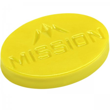 Mission Vosk Grip Wax s logem - black