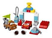LEGO Duplo 10924 - Závodní den Bleska McQueena
