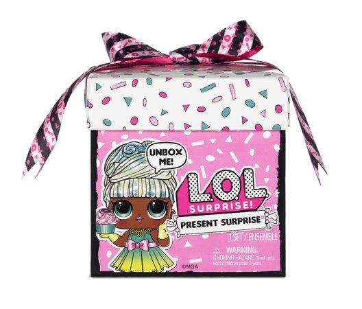 MGA L.O.L. Surprise! Párty panenka Deluxe, PDQ