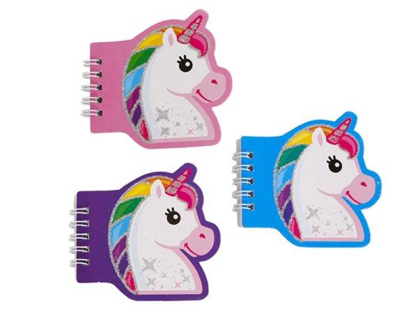 Mikro trading Zápisník jednorožec