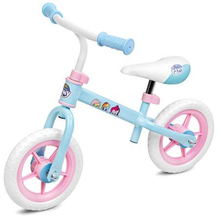 Spokey HASBRO ELFIC My Little Pony - Dětské odrážedlo - pastelově modré