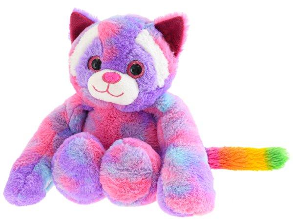 Mikro trading Kočka plyšová visící na ruku - 20 cm