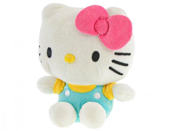 Mikro trading Hello Kitty sedící plyšová - 16 cm