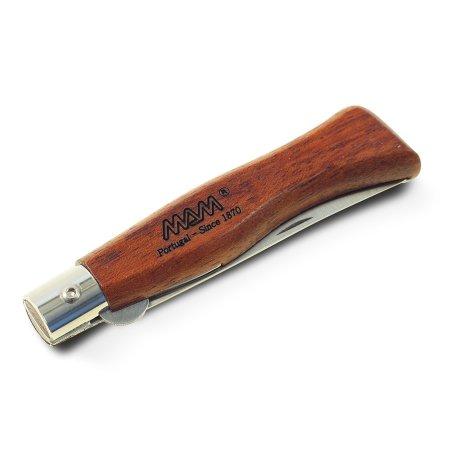 MAM Douro 2006 Zavírací nůž s pojistkou - bubinga - 7,5 cm