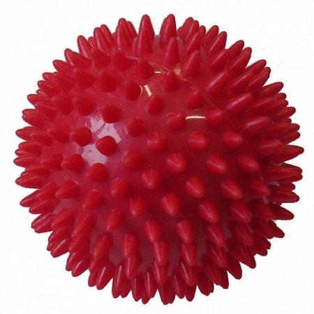 Acra Míček masážní průměr 9 cm - červený