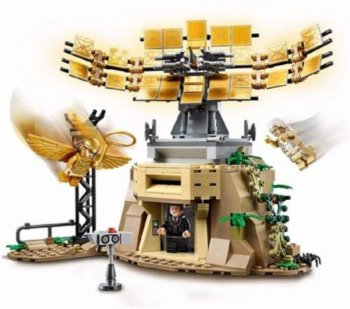 LEGO DC 76157 - Wonder Woman vs. Cheetah