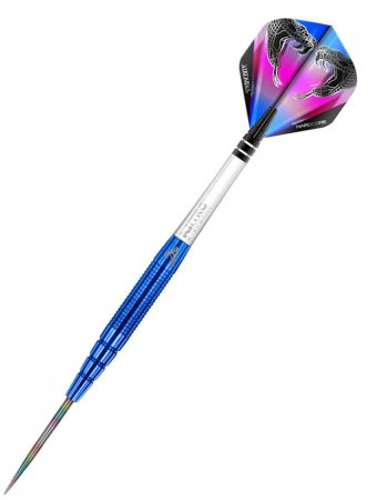 Red Dragon Šipky Steel Peter Wright PL15 Blue - 26g