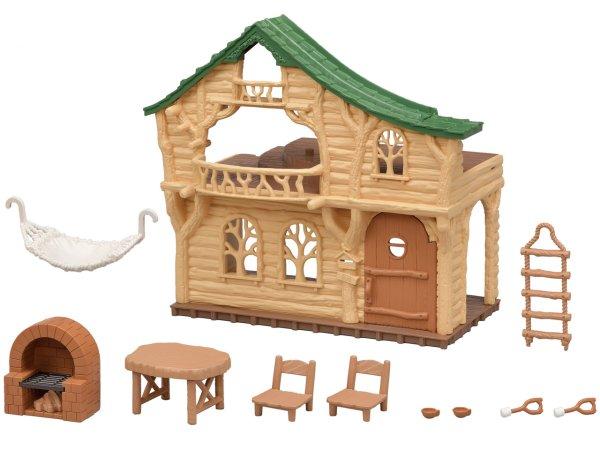 Sylvanian Families Srub s nábytkem