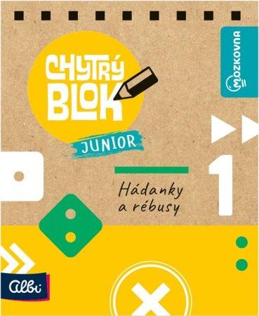 Albi Chytrý blok Junior 1