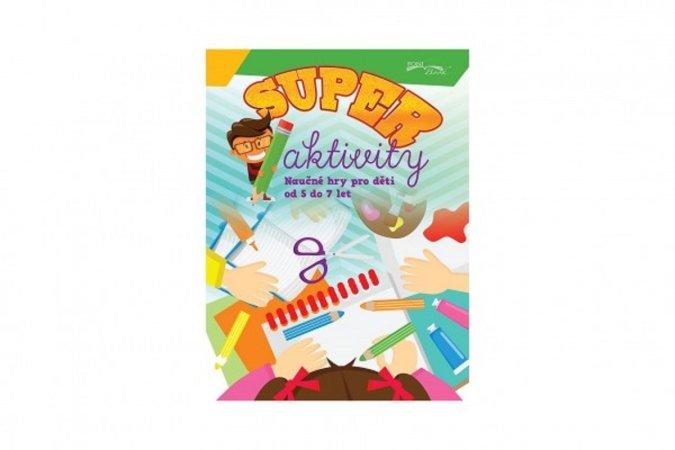 Teddies Pracovní sešit - Super aktivity pro děti 5 - 7 let - CZ verze
