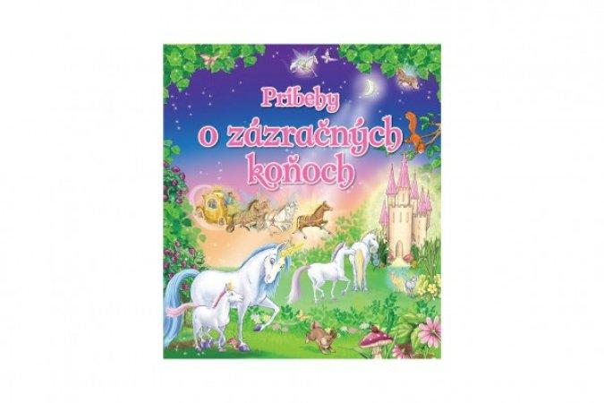 Teddies Kniha - Príbehy o zázračných koňoch - SK verze