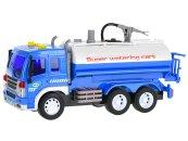 Mikro trading Kropící vůz - 25 cm - modrá