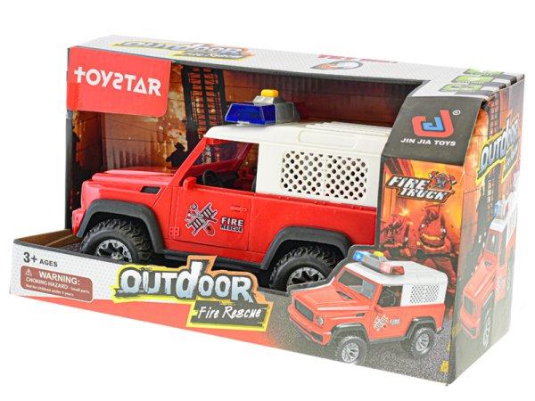 Mikro trading Auto hasiči terénní - 20 cm