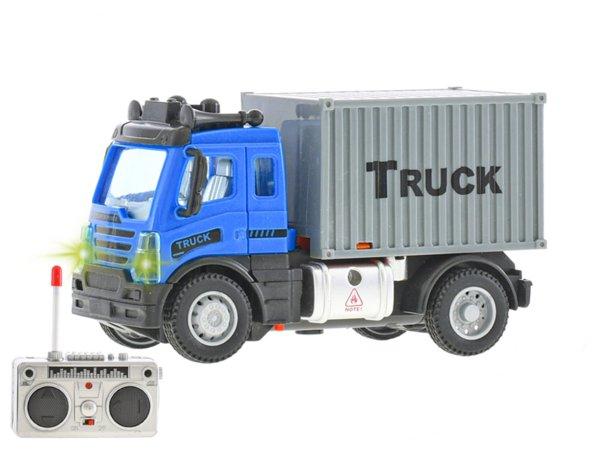 Mikro trading RC auto nákladní kontejnerové - 12,5 cm