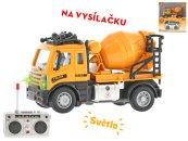 Mikro trading RC auto stavební domíchávač - 12 cm
