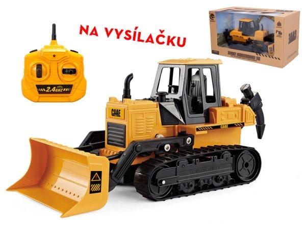 Mikro trading RC buldozer - 33 cm