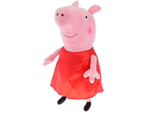 Mikro trading Peppa Pig - Pepina plyšová - 42 cm
