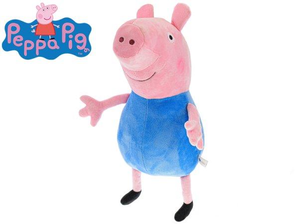 Mikro trading Peppa Pig - Tom plyšový - 42 cm
