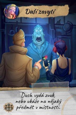 Blackfire Paranormální detektivové