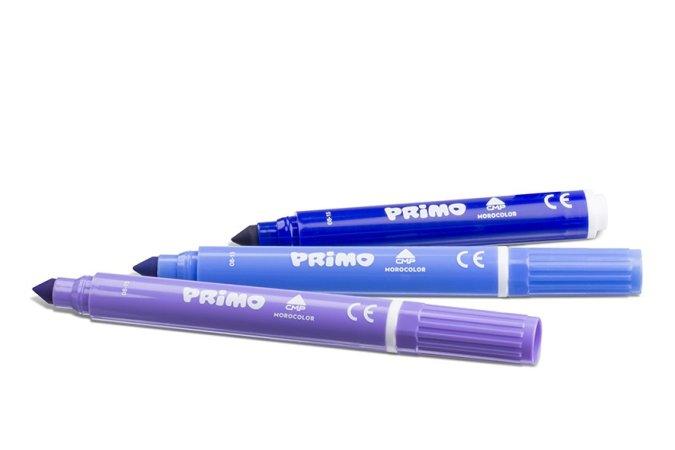 PRIMO Fixy JUMBO - 24 barev