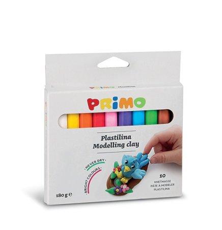 PRIMO Plastelína - 10 barev