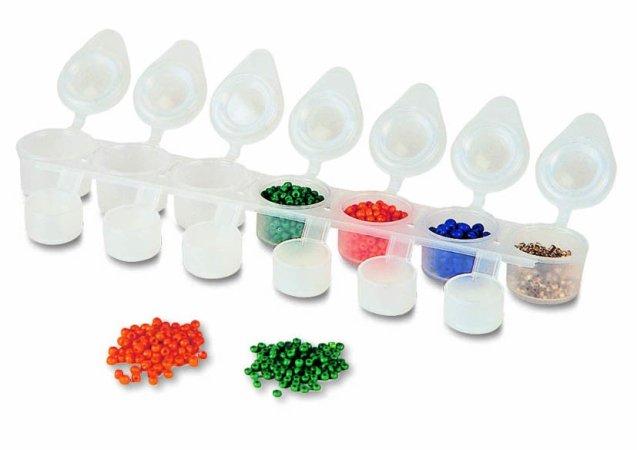 PRIMO Kelímek plastový - kazeta 7 x 6 ml