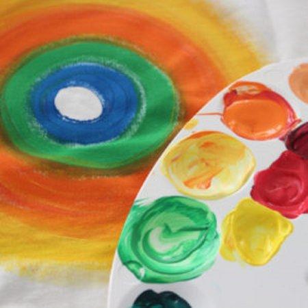 PRIMO Barvy na textil - sada 6 x 25 ml