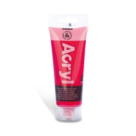 PRIMO Akrylová barva - 75 ml - tmavě růžová