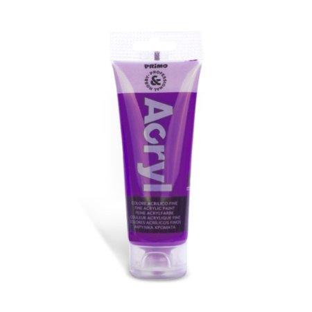 PRIMO Akrylová barva - 75 ml - fialová