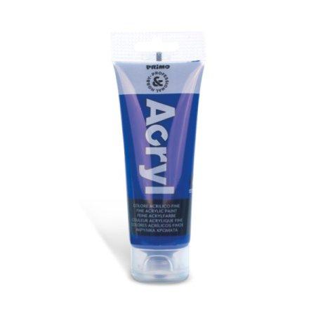 PRIMO Akrylová barva - 75 ml - modrá