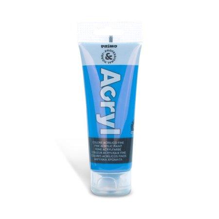 PRIMO Akrylová barva - 75 ml - světle modrá