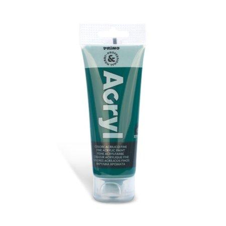 PRIMO Akrylová barva - 75 ml - smaragdová